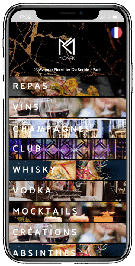 miap_menu_personnalise_commande_restaurant_qr_code
